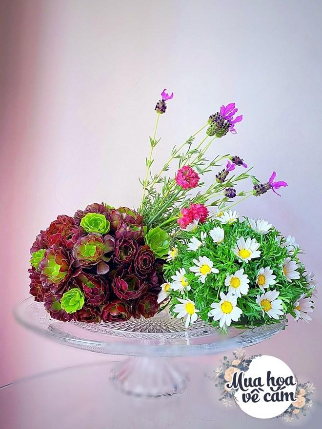 Mẹ Việt biến nhà rực sắc đón ngày 8/3, khoe muôn kiểu cắm hoa đẹp rụng rời - 24