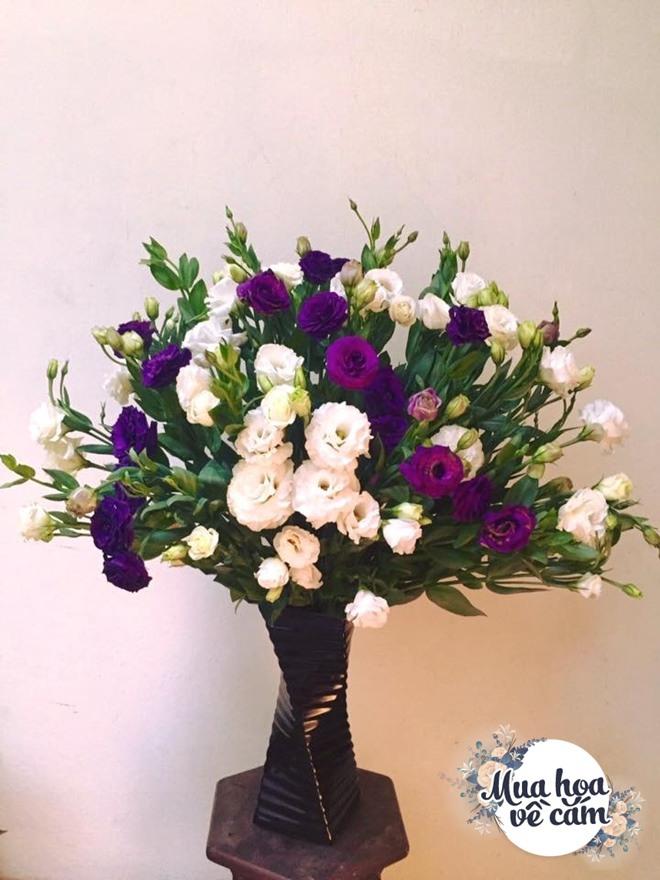 Mẹ Việt biến nhà rực sắc đón ngày 8/3, khoe muôn kiểu cắm hoa đẹp rụng rời - 12