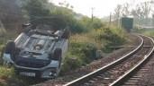 Vụ ô tô bị tàu đâm khiến 3 người thương vong: Hé lộ bất ngờ sau khi trích xuất camera
