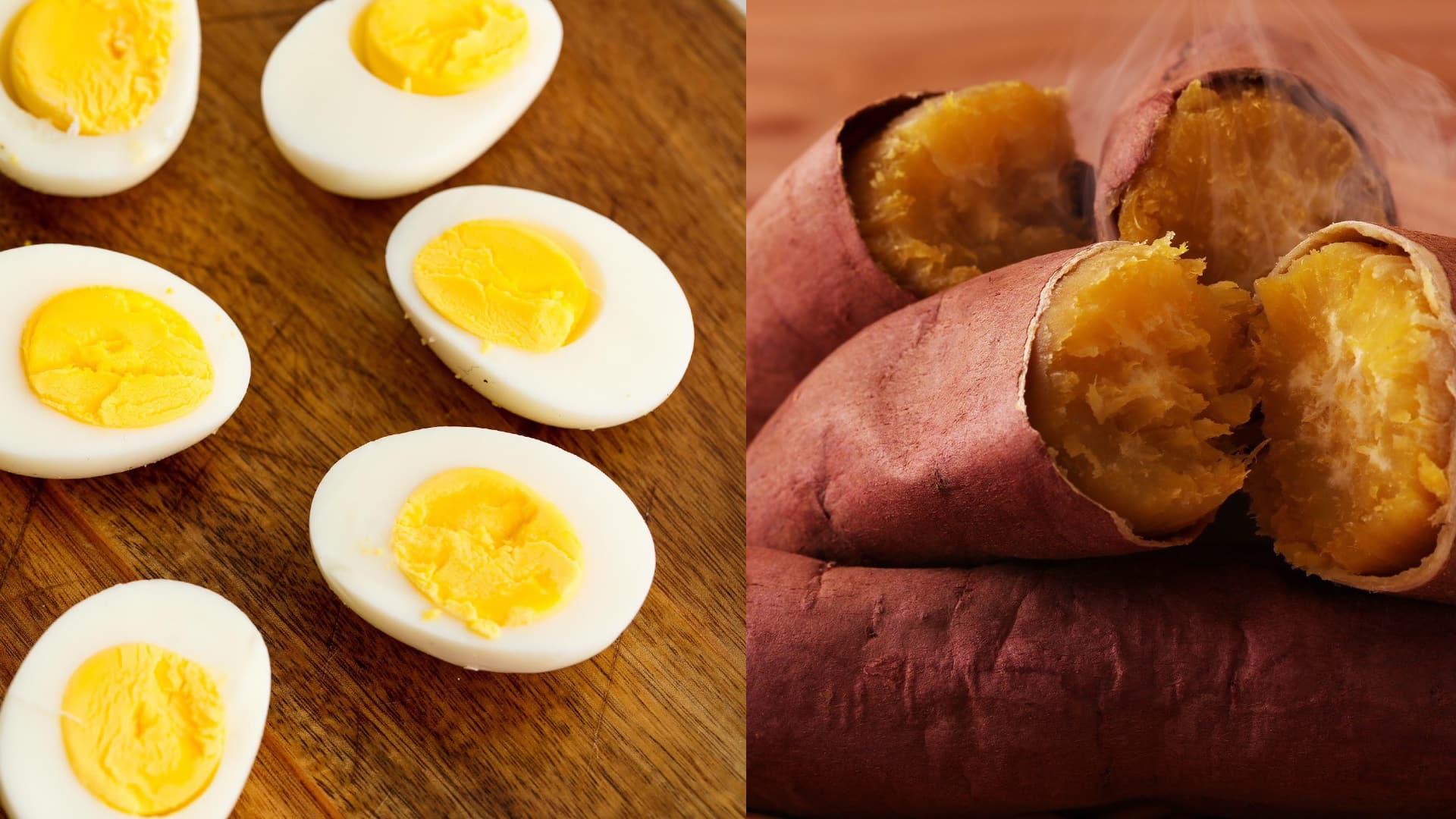 Thực đơn giảm cân với trứng: Bí quyết ăn ngon vẫn có dáng gọn, eo thon chị em nên biết - 3