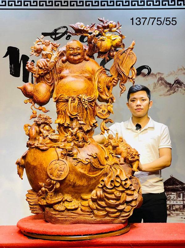 Cách chọn nội thất gỗ hợp phong thủy theo giám đốc đồ gỗ Mạnh Sơn – Sơn Đào - 1