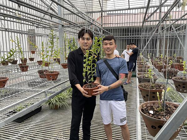 Tạ Quang Bộ chia sẻ kinh nghiệm trồng và chăm sóc lan rừng cho người mới bắt đầu chơi - 2