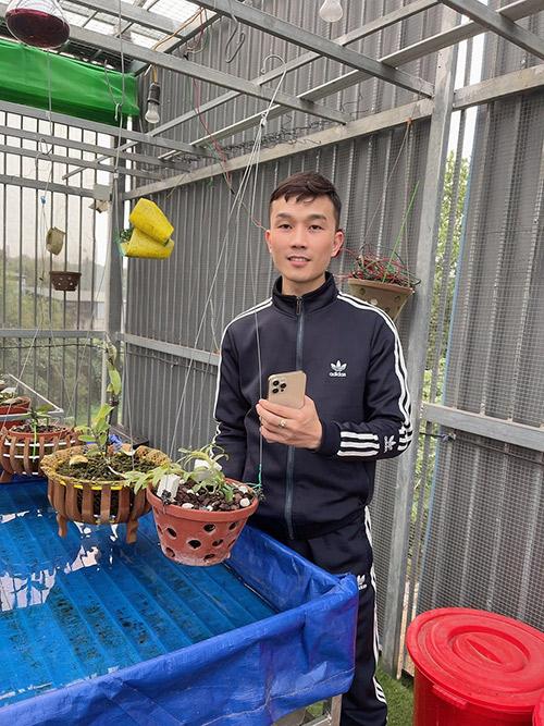 Tạ Quang Bộ chia sẻ kinh nghiệm trồng và chăm sóc lan rừng cho người mới bắt đầu chơi - 4