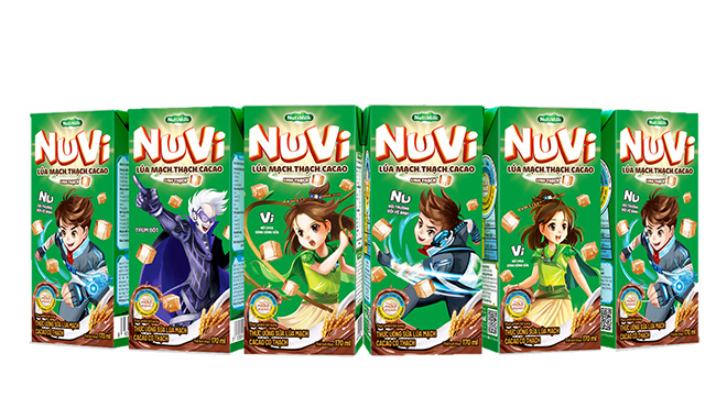 Sữa lúa mạch thạch ca cao – Cực phẩm hút hồn trẻ nhỏ - 2