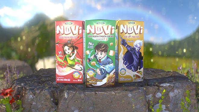 Sữa lúa mạch thạch ca cao – Cực phẩm hút hồn trẻ nhỏ - 4