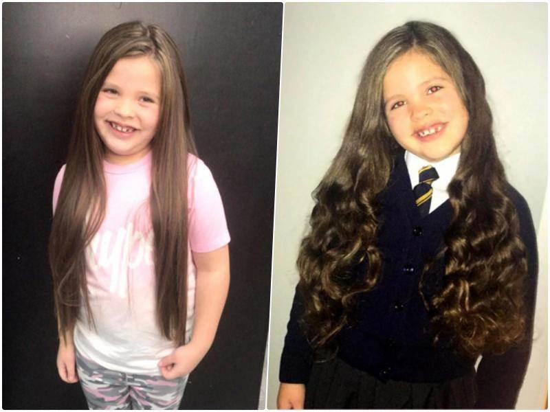 Con gái đi học có tóc xoăn bồng bềnh, Ốc Thanh Vân bật mí bí quyết dễ không tưởng - 11