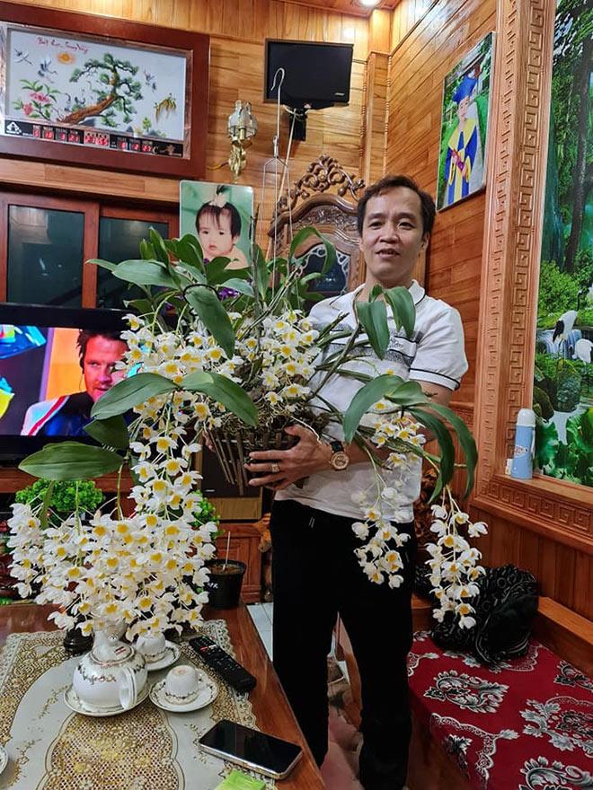 Ông chủ Trương Cường và chặng đường xây dựng vườn lan tại Bắc Ninh - 3
