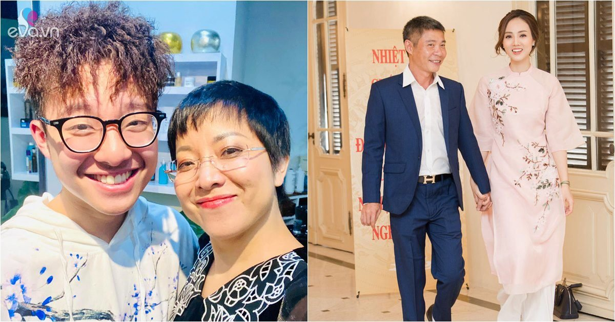 Sao Việt 24h: Con trai Thảo Vân tóc xoăn tít, ông nội và vợ của bố bình luận hài hước