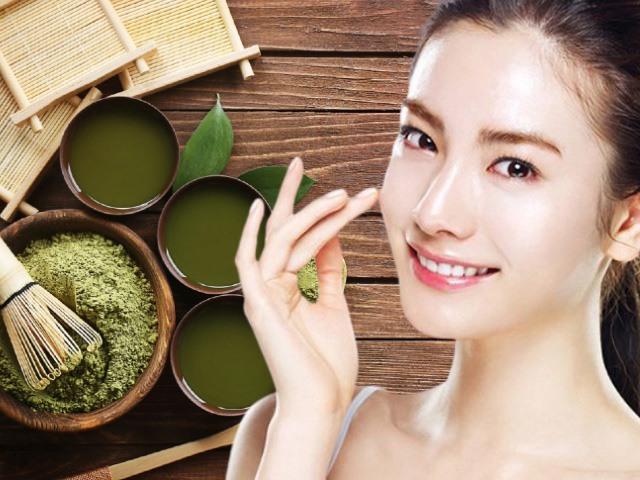 Mặt nạ trà xanh sữa chua: phương pháp sở hữu làn da căng mịn trắng hồng đơn giản tại nhà