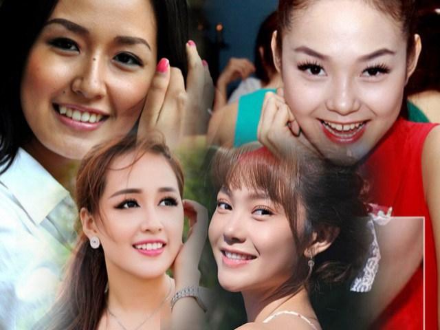 Minh Hằng, Mai Phương Thuý và loạt mỹ nhân làm gì để có nụ cười toả nắng