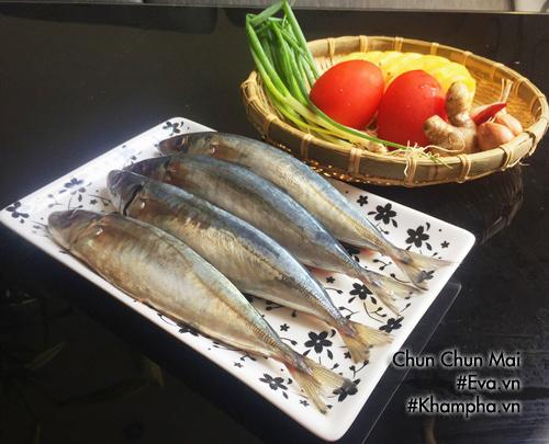 cá nục kho dứa vừa ngon lại đậm đà cơm nào cũng hết