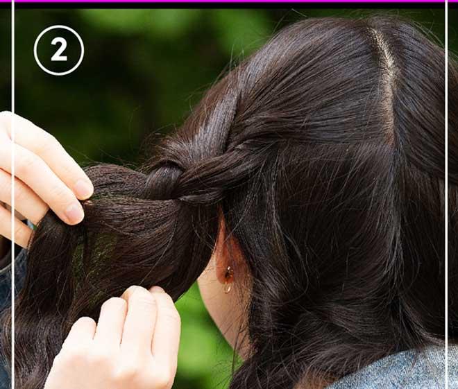 6 cách làm tóc xoăn bồng bềnh không cần máy, chỉ cần 1 mái tóc ướt
