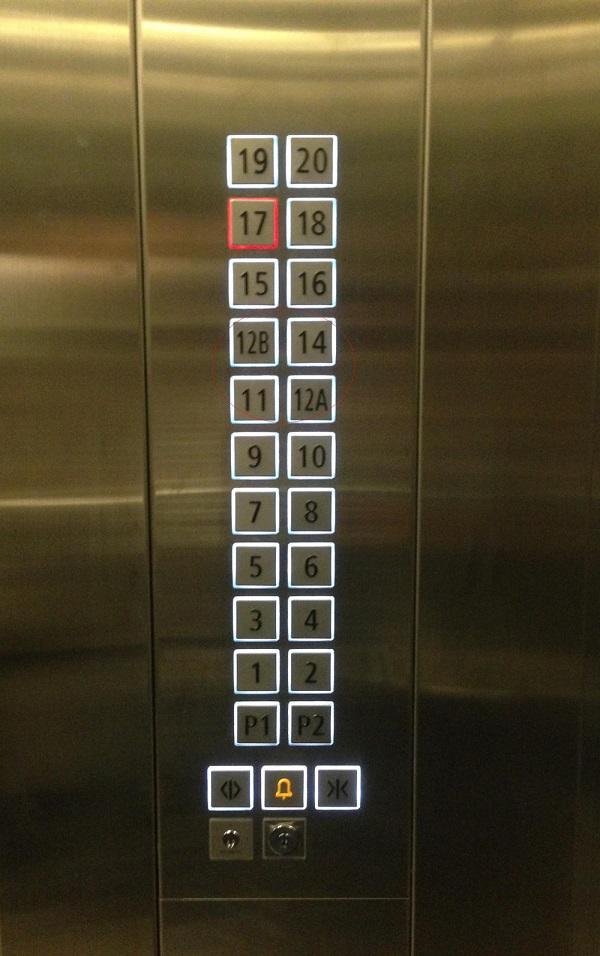 Tại sao thang máy trong các tòa chung cư không có số 13? Lý do đơn giản bạn biết không? - 3