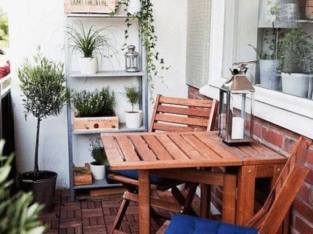 6 kiểu ban công đẹp mĩ mãn cho nhà phố nhỏ hẹp, ai nhìn cũng muốn là của nhà mình
