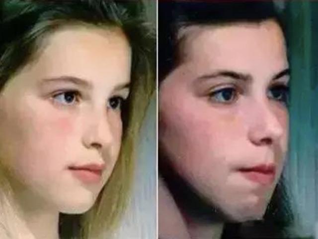 Hai con cùng mẹ lớn lên người xinh kẻ xấu, thông minh chênh lệch vì tư thế ngủ khác nhau - 1