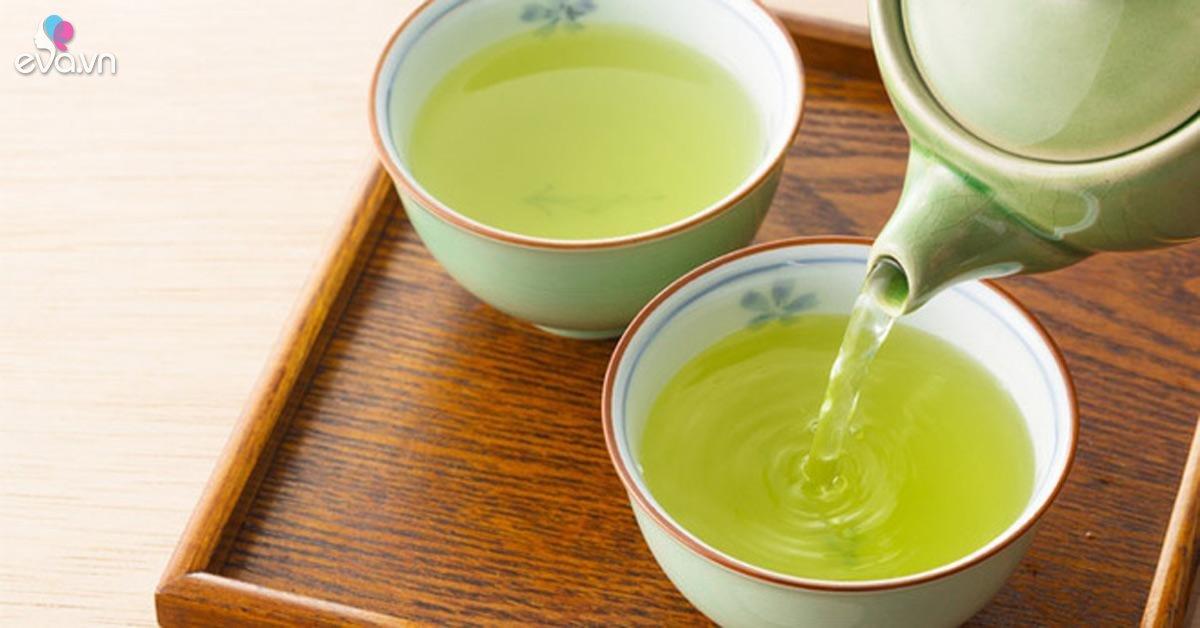 9 tác dụng của trà xanh giúp cơ thể khỏe mạnh, sảng khoái hơn