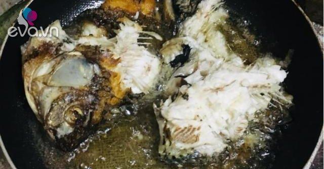 Biết nấu ăn nhưng cứ rán cá là nát bét, chàng trai được dân mạng thi nhau khuyên điều này