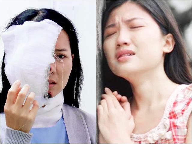 Bi kịch cứ hồng nhan phim Việt là bạc mệnh: Hết bị tạt axit lại đến phải bán con