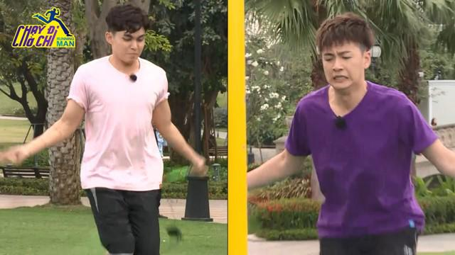 "tran thanh chien thang chung cuoc tap 1 running man vn, ""mc quoc dan"" han quoc bat ngo xuat hien - 9"