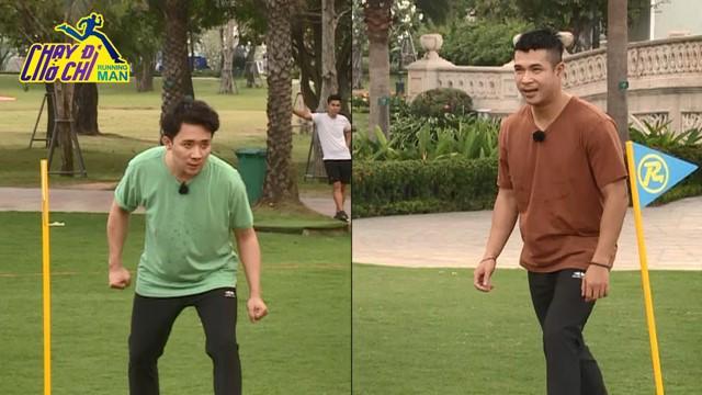 "tran thanh chien thang chung cuoc tap 1 running man vn, ""mc quoc dan"" han quoc bat ngo xuat hien - 8"
