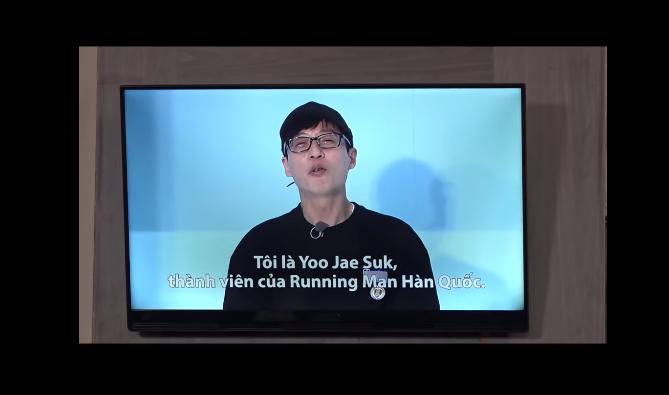 "tran thanh chien thang chung cuoc tap 1 running man vn, ""mc quoc dan"" han quoc bat ngo xuat hien - 2"