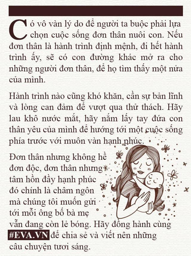 """bom sex goc viet"" mot minh nuoi 3 con sau 2 doi chong, ""cua"" duoc tinh tre kem 12 tuoi - 14"