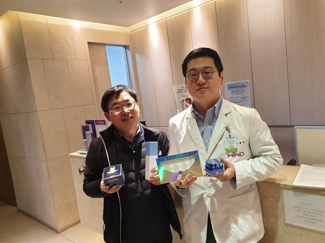"review 3 dong my pham duong trang han quoc dang duoc phai dep ""san lung"" - 3"