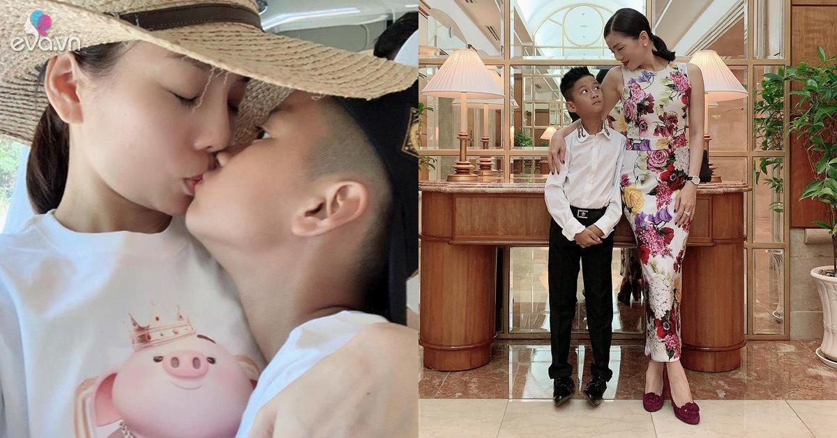 Lệ Quyên nhớ những nụ hôn làm mình tan chảy từ chàng trai không phải là chồng