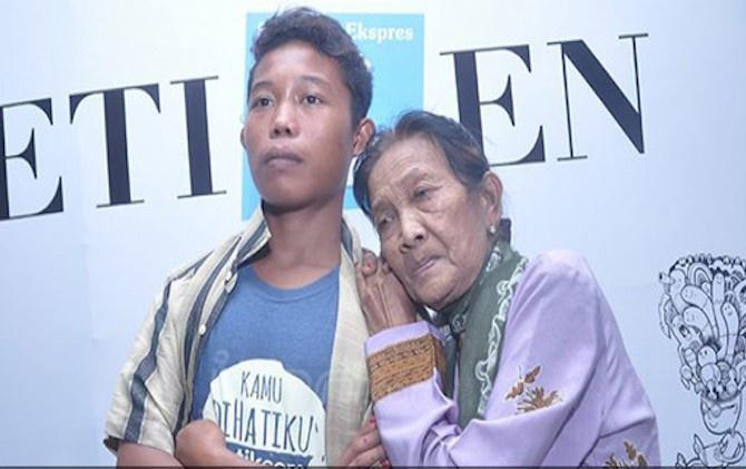 Bà lão 71 lấy chồng 60, Cô dâu 71 và chú rể 16 tuổi