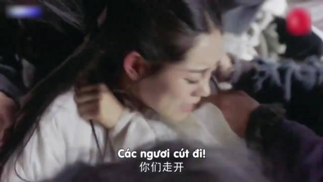 canh cuong hiep, chan goi tap the trong phim kim dung tao bao den dau so voi ban goc? - 5