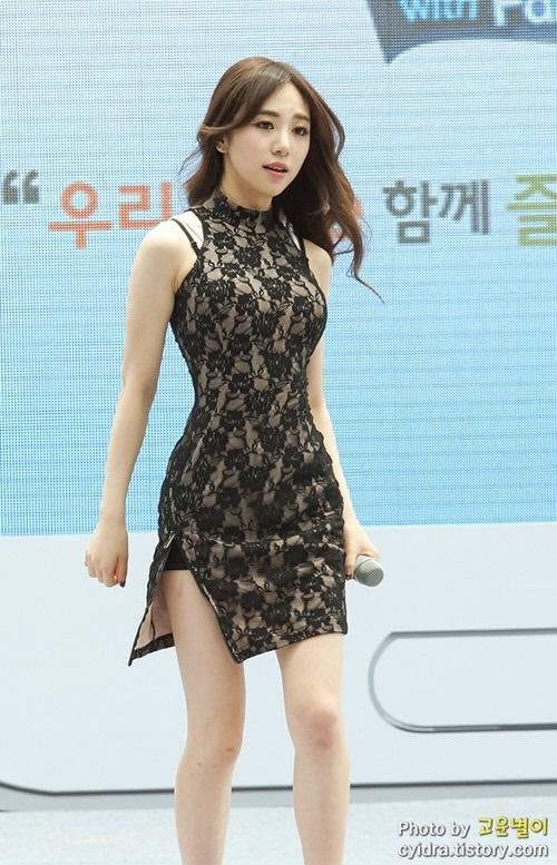 5 tuyệt sắc mỹ nhân Hàn có vòng eo bé kỷ lục, dưới 50cm - 10