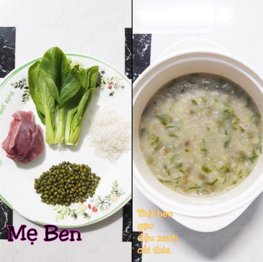 thuc don an dam cho be 6 - 12 thang hon 30 mon, con du chat me khong phai nghi - 13