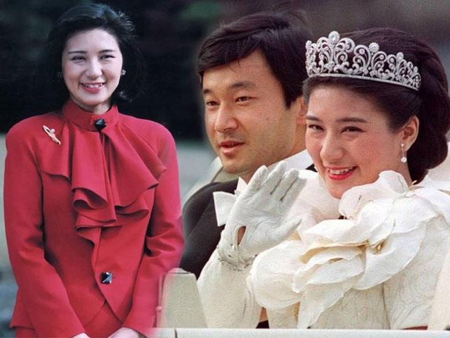 Nhan sắc người phụ nữ làm Thái tử mê mệt, quyết theo đuổi khiến Hoàng gia Nhật náo động