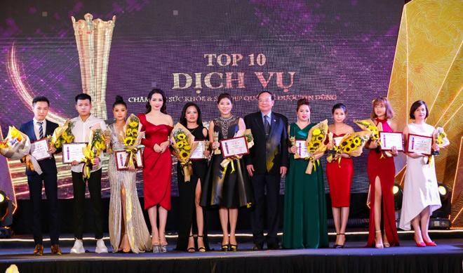 dr.hana lot top 10 thuong hieu quoc te cham soc suc khoe va sac dep duoc tin dung 2019 - 2