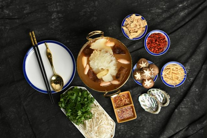 dau bep yan can cook khong tiec loi khen ngoi mon lau khoi the drunken pot cua nguoi ban cu - 10