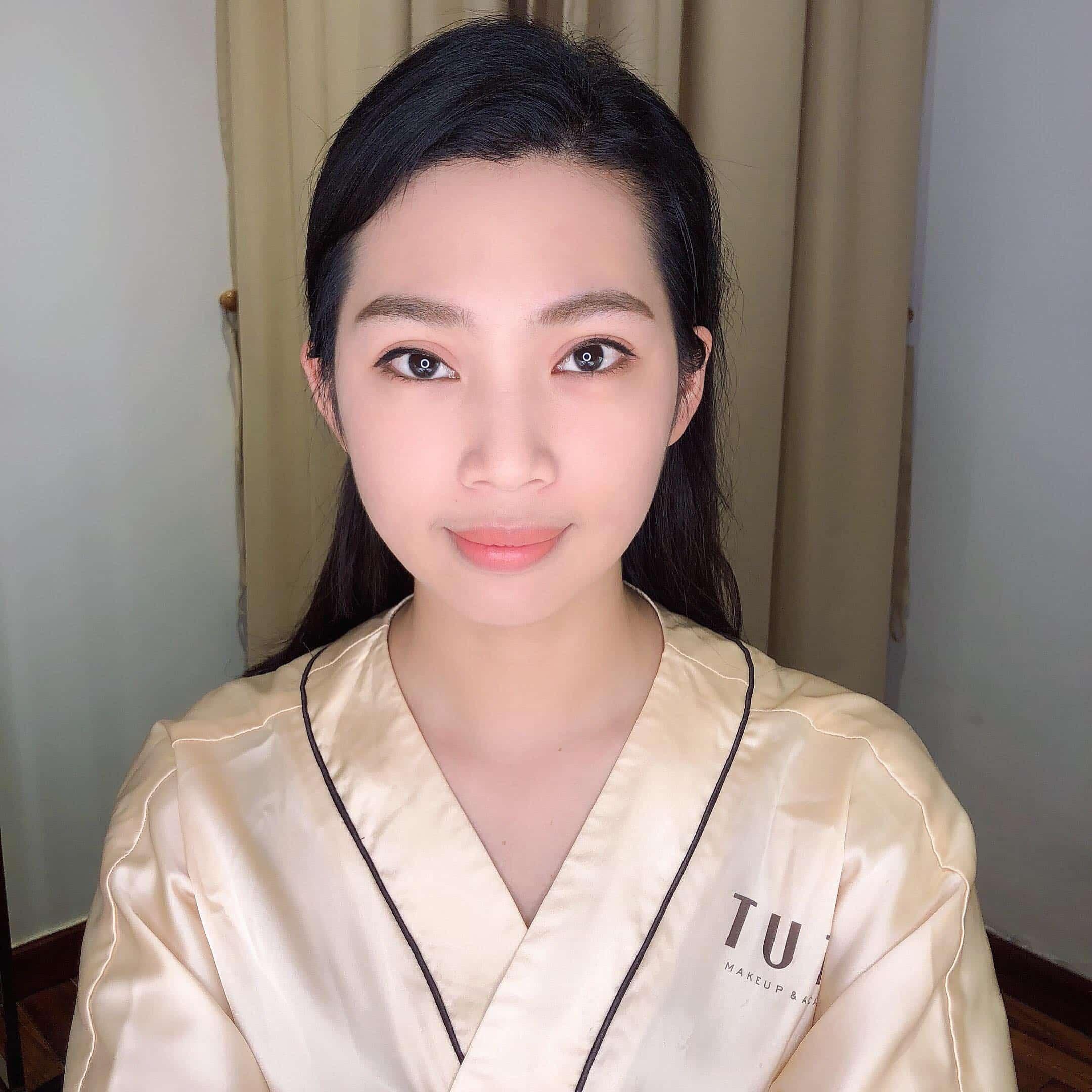 "so huu chiec mui cao ""sieu lua tinh"" voi meo make up vo cung don gian - 1"