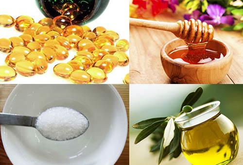 chich 2 vien vitamin e lay dich, tron lan cung mat ong roi thoa len mat, ban se bat ngo - 6