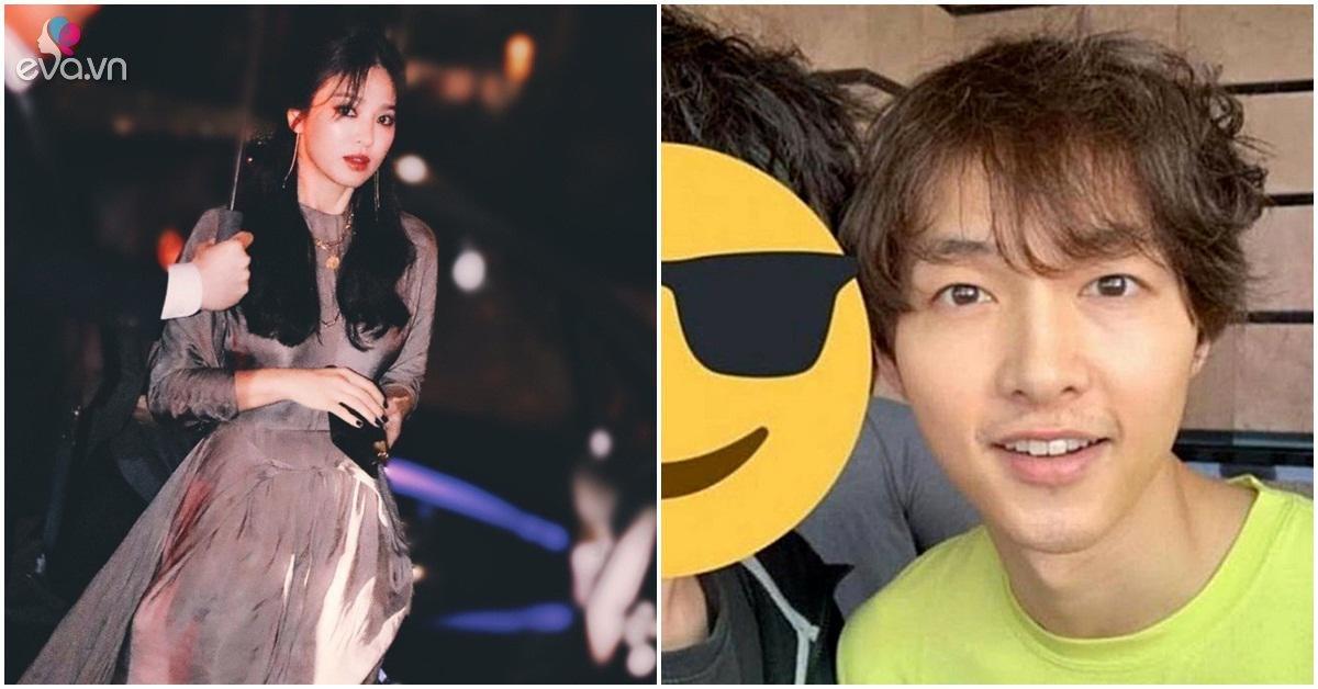 """Song Joong Ki bị vợ """"xài hao"""" trong khi Song Hye Kyo ngày càng đẹp mơn mởn"""