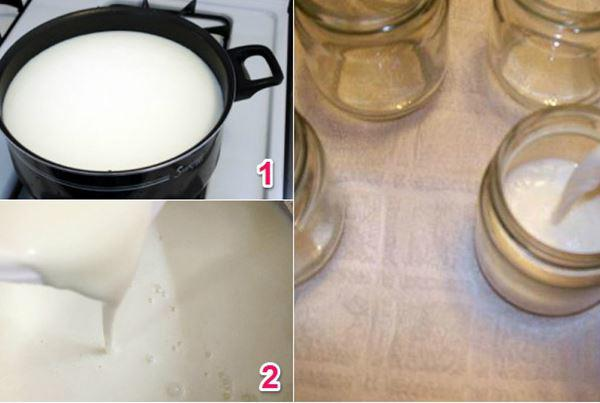 How to make delicious yogurt through delicious rice - 1