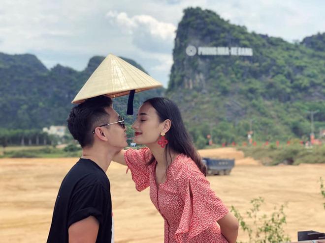 """le thuy ve que khoe dac san que nha, lan khue tro mat vi """"canh la qua"""" - 1"""
