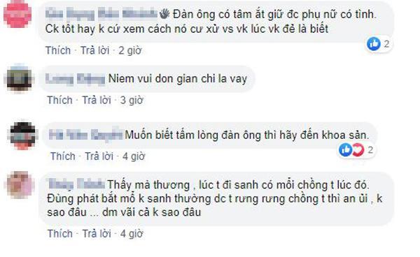 buc anh chong day xe, vo bau nam cang van che o cho chong khien cong dong mang day song - 2