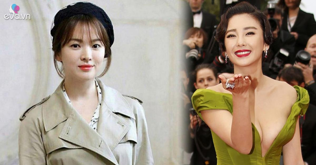 """Song Hye Kyo - Trương Vũ Kỳ: Từ nhan sắc """"sinh đôi"""" đến cái nôi thị phi của showbiz"""