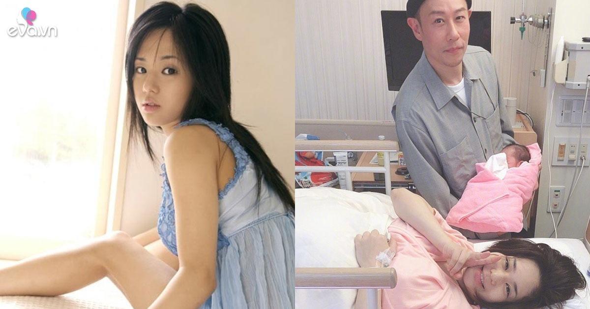 Thánh nữ JAV Aoi Sora gây choáng vì làm chuyện cấm kị chỉ 4 ngày sau khi sinh con