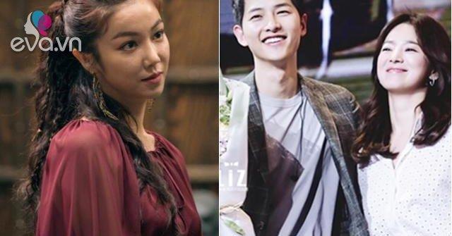 Tiểu tam tin đồn cặp kè Song Joong Ki đầy quyến rũ, át vía người đẹp Hậu duệ mặt trời