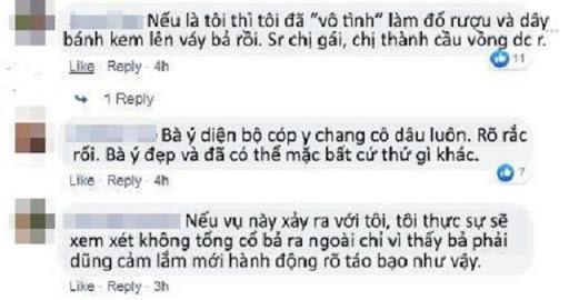 phot an dien chiem song co dau gay bang hoang nhat nam: khong ai khac lai la me chu re - 4