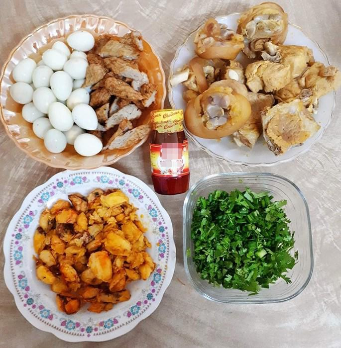 "tuan chi an com 2 bua, con lai vo dam nau bun, lau, pho nhung chong van ""chen"" ngon lanh - 11"