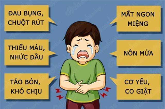 be gai 2 tuoi ngung phat trien, rung toc, nguyen nhan thuc su la mot vu ngo doc nghiem trong - 2