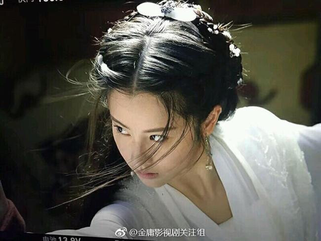 """khuon mat khong can xung, tieu long nu bi ly mac sau """"lan at"""" trong than dieu dai hiep 2019 - 3"""