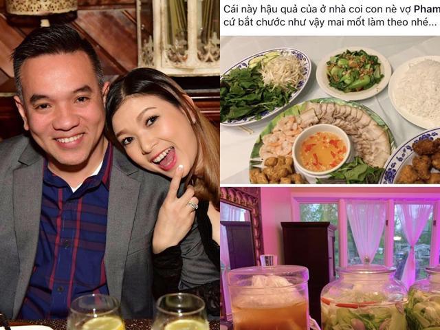 Hậu quả ở nhà chăm con của chồng ca sĩ Phạm Thanh Thảo khiến đàn ông phải xấu hổ