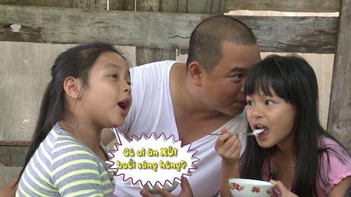 "xua 'ngo tau', gio 4 be ""bo oi!"" mua 1 da lon bong, chi ca xinh cuc pham - 17"